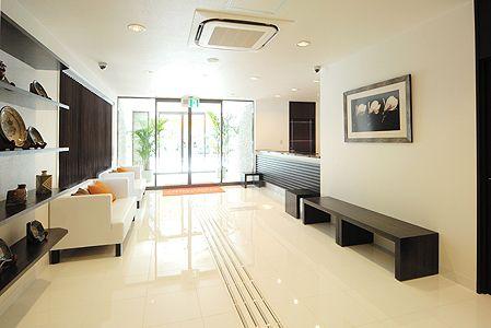 スマイルホテル沖縄那覇 ロビー