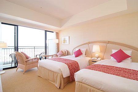 サザンビーチホテル&リゾート 客室例