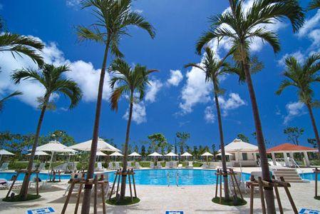サザンビーチホテル&リゾート ガーデンプール