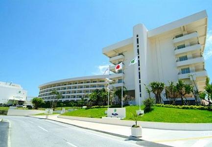 コスタビスタ沖縄ホテル&スパ:外観
