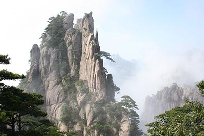 《世界遺産》黄山