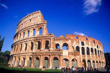 《世界遺産》コロッセオ(ローマ歴史地区)