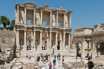 《世界遺産》エフェソス遺跡