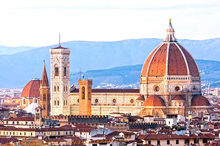 《世界遺産》フィレンツェ歴史地区