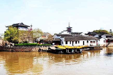 京杭大運河(蘇州段)