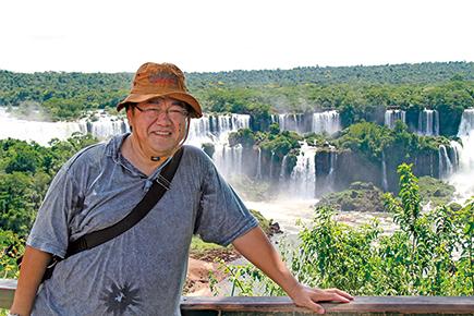 《世界遺産》イグアスの滝
