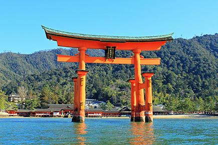 《世界遺産》厳島神社