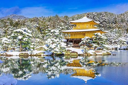 《世界遺産》金閣寺