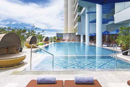 ルメリディアンホテル