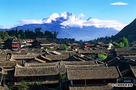 《世界遺産》麗江古城