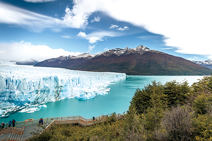 《世界遺産》ロス・グラシアレス国立公園