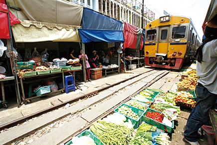 メークロン線路市場