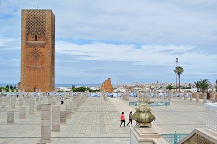 ハッサン2世モスク(モロッコ)