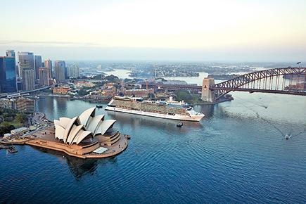 《世界遺産》オペラハウス(オーストラリア)