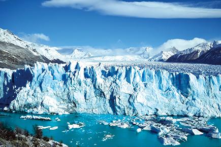 《世界遺産》ペリトモレノ氷河(ロス・グラシアレス国立公園)