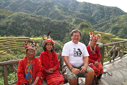 フィリピン(イフガオ族)