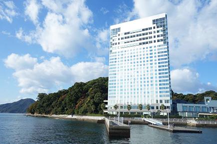 広島市内 グランドプリンスホテル広島