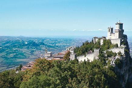 《世界遺産》サンマリノ共和国