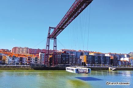 《世界遺産》ビスカヤ橋